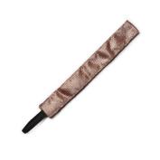 BANDED Mocha Metallic 2.5cm Headband