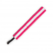 BANDED Pink Reflective 2.5cm Headband
