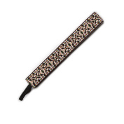 BANDED Cream Geometric 2.5cm Headband