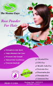 Herbal Hair Conditioning - 100% Natural