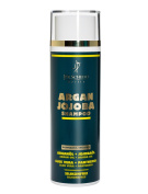 Dr. Schedu‬ Berlin Argan Jojoba Shampoo, with Aloe Vera Gel & Panthenol, 100% silicone free, for colour-treated, dry, and damaged hair