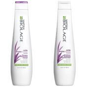 Matrix Biolage ULTRA Hydrasource Shampoo and Conditiner Set, 400ml Each