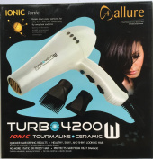 Allure Turbo 4200 Tourmaline/Ceramic Blow Dryer