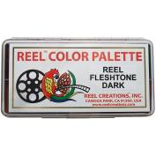 Reel Creations Fleshtone Palette, Dark