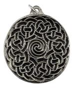 Azuregreen Transformation Spiral Spiritual Amulet Pendant