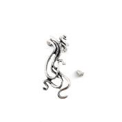 5 Pieces Earrings Ear Jewellery Making Charms Ear Stud Hooks Clips Pin Cuff N0873 Right Side Cloud