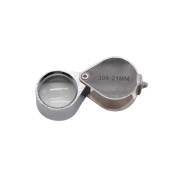 JLER 30x 21mm Jewellers Eye Loupe Magnifier Magnifying glass Jewellery Loupe