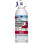 Deval Products OF0046007M Outdoor Spray Fabric Paint, 390ml, Burgundy