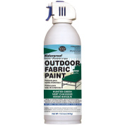 Deval Products OF0046005M Outdoor Spray Fabric Paint, 390ml, Hunter Green