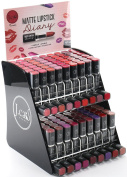 J. Cat Matte Lipstick Diary 108 pcs -Stand Included