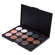 Aoohe Nude Eyeshadow Palette Makeup Matte Natural Beauty Eyeshadow Palette