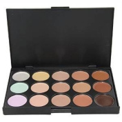 15 Colours Contour Professional Cosmetic Cream Camouflage Concealers Palette Eye Face Makeup