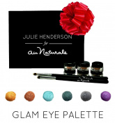 Au Naturale Organic Glam Eye Palette