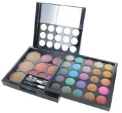 ETA Professional Combination Makeup Set Malibu Glitz