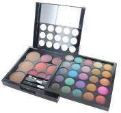 ETA Professional Combination Makeup Set Malibu Glitz