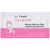 La Fresh Travel Lite Make-up Remover Wipes Large Size Individually Packaged