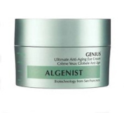 Algenist Genius Ultimate Anti-Ageing Eye Cream w/ Alguronic Acid (.500ml) Mini Travel Size