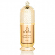 Le Royal 24K Gold Infused Rejuvenating Eye Cream, 30ml Anti Ageing Peptide Cream, Reduce Dark Circles