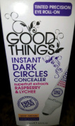 GOOD THINGS Instant Dark Circles Concealer Light-Medium Eye Roll On 0.5 O