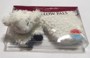 Warm Whiskers Lambt Eye Pillow, White