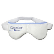 Oasis REST & RELIEF Eye Mask - Adjunct Hot and Cold Therapy for the relief of Dry Eye Symptoms