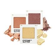 EYETONE Single Shadow Glitter 1.7g G04 Sunset Brown