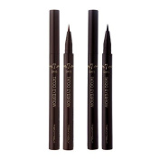 7 Days Tatoo Eyebrow 2 Colours no.2 Dark Brown