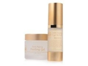 Dead Sea Spa Care Anti-Ageing Eye Serum and Anti-Ageing Peeling Gel