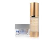 Dead Sea Spa Care Anti-Ageing Eye Serum and Anti-Wrinkle Moisture Cream