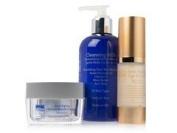 Dead Sea Spa Care Anti-Ageing Eye Serum, Anti-Ageing Facial Scrub Cream and Cleansing Milk