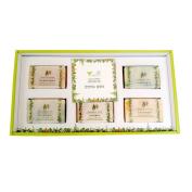 Nuya House Natural Marble Natural Beauty Handmade Soap Set