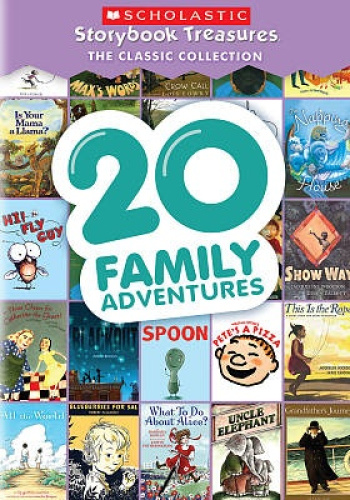 20 Family Adventures [Region 1] - DVD - New - Free Shipping.