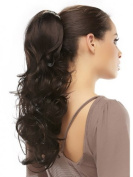 Foxy Synthetic Hairpiece by easihair