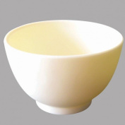 SMALL Flexible Rubber Bowl Facial Mask Bowl Silicone mix - HIGH QUALITY - Gold Cosmetics & Supplies