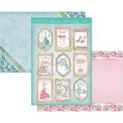 Hunkydory Eastern Treasures Eastern Touch TREASURE908 Topper Card Kit