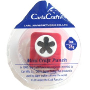 Carl Craft Mini Craft Paper Punch, Cute Flower