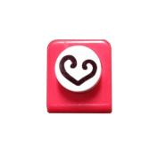 Carl Craft Mini Craft Paper Punch, Open Heart