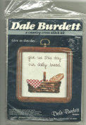 Dale Burdett Cross Stitch Kit Give Us This Day Our Daily Bread