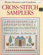 BETTER HOMES & GARDENS CROSS STITCH SAMPLER BOOK