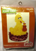 Creative Stitchery Sesame Street A Friends Needlecraft Kit 1977 - Big Bird