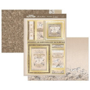 Hunkydory Crafts CELEB902 Tomorrow & Always Celebrations A4 Topper Set