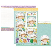 Hunkydory Crafts OCCASION904 Easter Blessings Occasion A4 Topper Set
