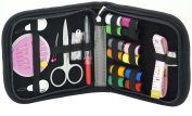EXOX Sewing Kit Deluxe Fabric Sewing Kits for Travel Emergency Survival Kids Girls Adults Beginners