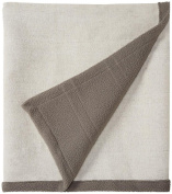 Harry Barker Tweed Blanket - Large - Grey
