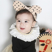 Ascentan(TM)Pince Cheveux Headband Baby Girl Headbands Tiara Infantil Haarband Headband Baby Hair Accessories Hairband Hairpins