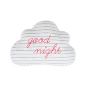 giggle Better Basics Good Night Cloud Pillow