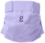 gDiapers gPants Seasonal Prints - Garden Lavender - Small - Hook & Loop