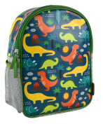 Petit Collage Toddler Backpack, Dinosaurs