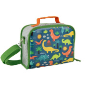 Petit Collage Insulated Lunch Box, Dinosaurs