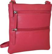 Pielino Women's High Quality Genuine Leather Crossbody Bag